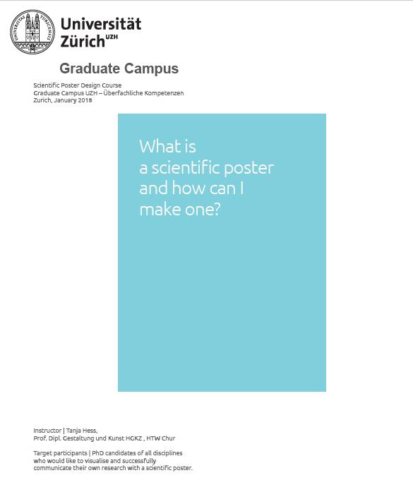 scientific poster design sketch it first carlottapen